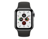 Apple Watch 5 40/Space Gray Steel/Black Sport LTE - 547092 - zdjęcie 2