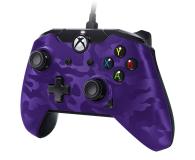 PDP Xbox One Controller - Delux Camo Purple (przew.) - 547231 - zdjęcie 1