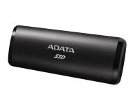 ADATA SE760 256GB USB 3.2 Gen. 2 Czarny - 548415 - zdjęcie 1