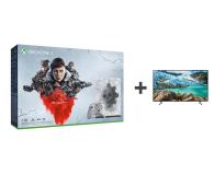 Microsoft Xbox One X 1TB Limited Ed. + GoW 5 + TV - 542940 - zdjęcie 1