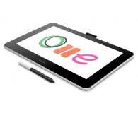 Wacom One Display 13' + Corel DRAW Essential  - 542317 - zdjęcie 2