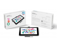 Wacom One Display 13' + Corel DRAW Essential  - 542317 - zdjęcie 4