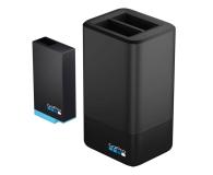 GoPro Dual Battery Charger + Akumulator do Max - 542338 - zdjęcie 1