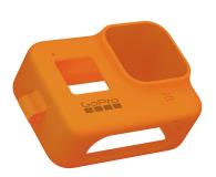 GoPro Silikonowe Etui do HERO8 Black pomarańczowe - 542369 - zdjęcie 1