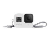 GoPro Silikonowe Etui do HERO8 Black białe  - 542368 - zdjęcie 2