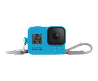 GoPro Silikonowe Etui do HERO8 Black niebieskie - 542362 - zdjęcie 2
