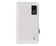 Silicon Power Power Bank 10000mAh, 2.1A (biały) - 543239 - zdjęcie 1