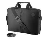 HP Value Briefcase & Wireless Mouse Kit - 542785 - zdjęcie 1