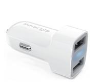 Innergie Ładowarka samochodowa 24W (2x USB, 2.4A) - 543671 - zdjęcie 1