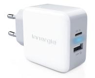 Innergie Ładowarka sieciowa 27W (USB-C 3A, USB 2.4A, EU) - 543670 - zdjęcie 1