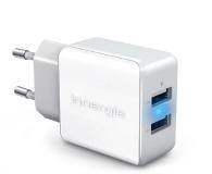 Innergie Ładowarka sieciowa 17W (2x USB, 2.4A, EU) - 543667 - zdjęcie 1