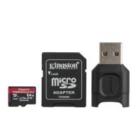 Kingston 64GB Canvas React Plus 285MB/165MB (odczyt/zapis) - 550113 - zdjęcie 1