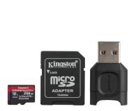 Kingston 256GB Canvas React Plus 285MB/165MB (odczyt/zapis) - 550117 - zdjęcie 1
