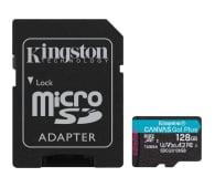 Kingston 128GB Canvas Go! Plus 170MB/90MB (odczyt/zapis) - 550119 - zdjęcie 1