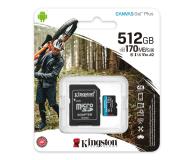 Kingston 512GB Canvas Go! Plus 170MB/90MB (odczyt/zapis) - 550121 - zdjęcie 3