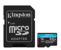 Kingston 512GB Canvas Go! Plus 170MB/90MB (odczyt/zapis) - 550121 - zdjęcie 1