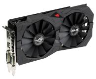 ASUS Radeon RX 570 STRIX OC 8GB GDDR5 - 550226 - zdjęcie 4