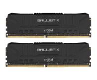 Crucial 16GB (2x8GB) 3200MHz CL16 Ballistix Black - 550269 - zdjęcie 1