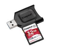 Kingston 32GB Canvas React Plus 300MB/260MB/s - 550460 - zdjęcie 2