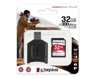 Kingston 32GB Canvas React Plus 300MB/260MB/s - 550460 - zdjęcie 3