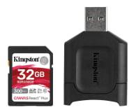 Kingston 32GB Canvas React Plus 300MB/260MB/s - 550460 - zdjęcie 1