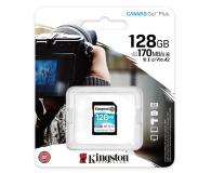 Kingston 128GB Canvas Go! Plus 170MB/90MB (odczyt/zapis) - 550471 - zdjęcie 3