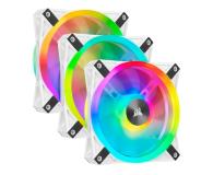 Corsair iCUE QL120 RGB 120mm PWM trójpak - 550317 - zdjęcie 1
