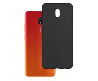 3mk Matt Case do Xiaomi Redmi 8A czarny  - 551006 - zdjęcie 1