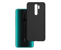 3mk Matt Case do Xiaomi Redmi Note 8 Pro czarny  - 551007 - zdjęcie 1