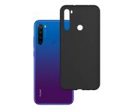 3mk Matt Case do Xiaomi Redmi Note 8t czarny  - 551008 - zdjęcie 1