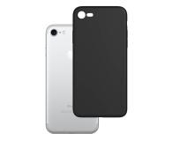 3mk Matt Case do iPhone 7/8/SE czarny  - 550979 - zdjęcie 1