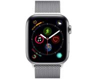 Apple Watch 5 44/Silver Steel/Silver Loop LTE - 552290 - zdjęcie 2