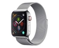 Apple Watch 5 44/Silver Steel/Silver Loop LTE - 552290 - zdjęcie 1