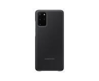 Samsung Clear View Cover do Galaxy S20+ Black  - 544143 - zdjęcie 2