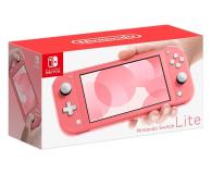 Nintendo Switch Lite (Koralowy) - 553357 - zdjęcie 2