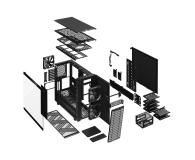 Fractal Design Define 7 Black TG Light Tint - 553868 - zdjęcie 12