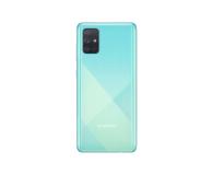 Samsung Galaxy A71 SM-A715F Blue - 536262 - zdjęcie 3