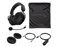 HyperX Cloud Alpha S Blackout Edition - 553992 - zdjęcie 2