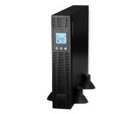 Qoltec UPS (6kVA/4.8kW, LCD, USB, RACK) - 547874 - zdjęcie 1