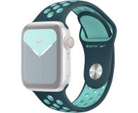 Apple Pasek Sportowy Nike do Apple Watch nocny turkus  - 555252 - zdjęcie 1