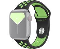 Apple Pasek Sportowy Nike do Apple Watch czarny/limetka - 555251 - zdjęcie 1