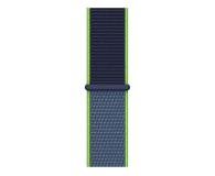 Apple Opaska Sportowa do Apple Watch neonowa limonka  - 553798 - zdjęcie 2
