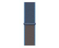 Apple Opaska Sportowa do Apple Watch błękitna fala  - 553799 - zdjęcie 2