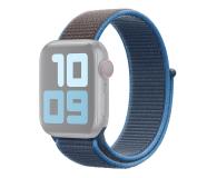 Apple Opaska Sportowa do Apple Watch błękitna fala  - 553799 - zdjęcie 1