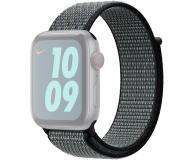 Apple Opaska Sportowa Nike do Apple Watch indygo/limetka - 553823 - zdjęcie 1