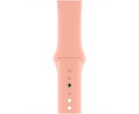 Apple Pasek Sportowy do Apple Watch grejpfrutowy - 553832 - zdjęcie 2