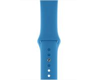 Apple Pasek Sportowy do Apple Watch błękitna fala - 553833 - zdjęcie 2