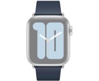 Apple Pasek z Klamrą Nowoczesną do Apple Watch błękit - 555246 - zdjęcie 3