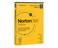 NortonLifeLock Norton Security Deluxe 5st. (12m.) ESD - 563502 - zdjęcie 1
