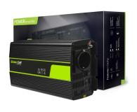 Green Cell Przetwornica napięcia 12V na 230V 1000W/2000W - 548220 - zdjęcie 3